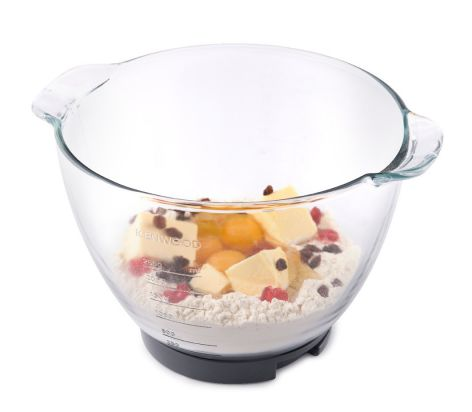 Chef Glass Bowl 4.6L